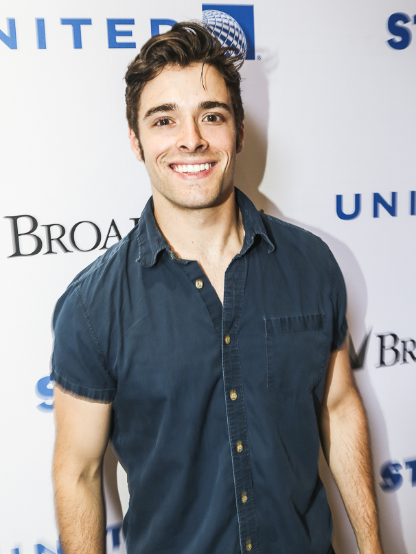 Stars in the Alley - 5/15 - Corey Cott