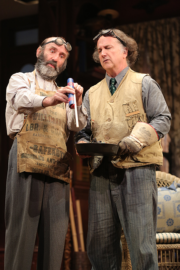 You Can't Take It With You - Show Photos - 9/14 - Patrick Kerr - Mark Linn-Baker