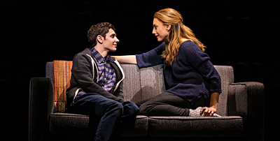 Scenes from Dear Evan Hansen